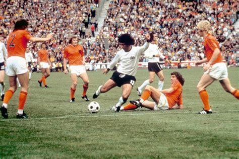 Netherlands vs. Germany 1974 | Footballia
