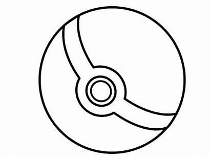 Coloring Ball Pokemon Pokeball Poke Ultra Related