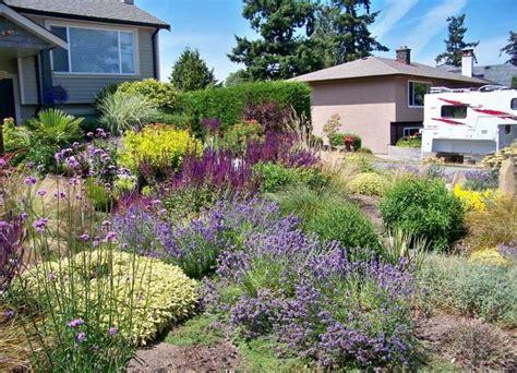 Garten Ideen Mit Lavendel by Lavendel Im Vorgarten Mediterrane Gartengestaltung Und