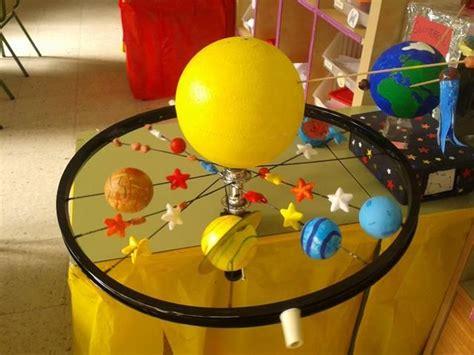 maqueta sistema solar buscar con recursos de infantil solar system