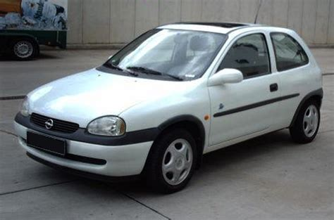 Opel Corsa B by 1999 Opel Corsa B Pictures Information And Specs Auto
