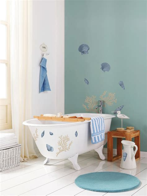 bathroom ideas for decorating nautical themed bathrooms hgtv pictures ideas