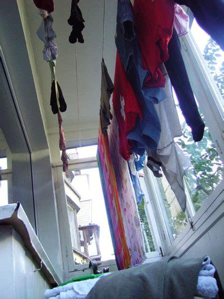 Wäsche Aufhängen Balkon by Mein Kiew W 228 Sche Trocknen