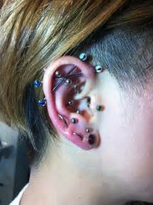 intense piercings ear piercings   body
