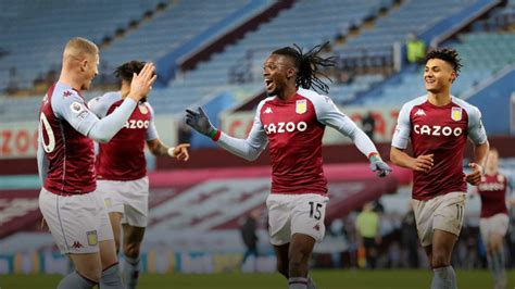 Watch EPL 2020-21 Highlights: GW 11: Aston Villa 2-0 ...