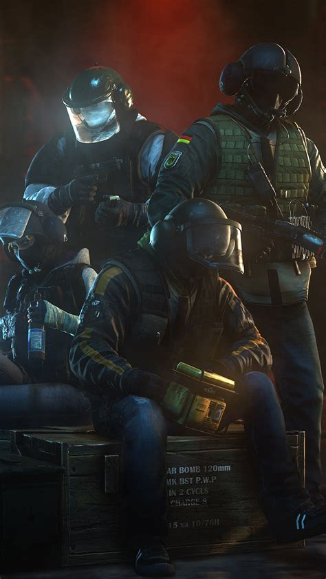 siege samsung tom clancys rainbow six siege gsg 9 german operators