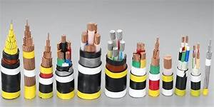 Indoor Electric Cable Types