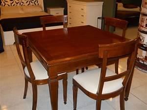 Tavolo allungabile tavoli a prezzi scontati for Le fablier tavoli