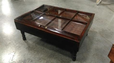 wood shadow box coffee table mahogany shadow box table
