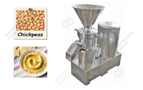 hummus grinder machinechickpea grinder machine