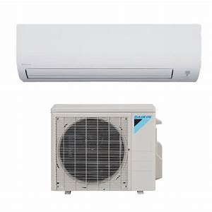 12 000 Btu Daikin 19 Seer Heat Pump Ductless Mini