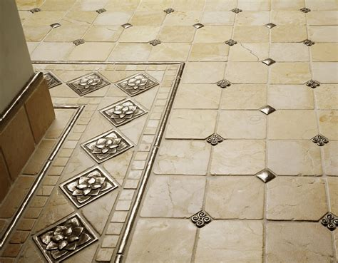 Metal Accent Tiles  Foundry Art  Lowitz & Company