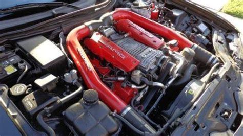 Wiring Diagram Chrysler Crossfire Spoiler by Purchase Used 2005 Chrysler Crossfire Srt 6 Black 2 Door