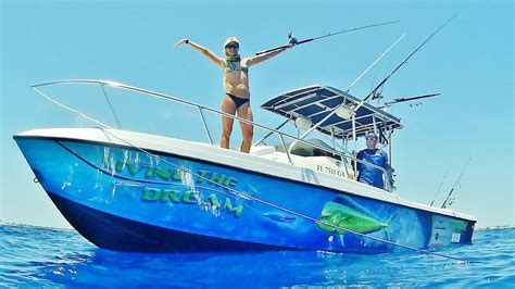 Offshore Tournament Boats by Florida Offshore Mahi Kingfish And Snapper Fishing With