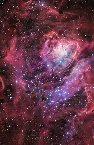 and I was like damn, aka the pink girlie nebula ohscience ...