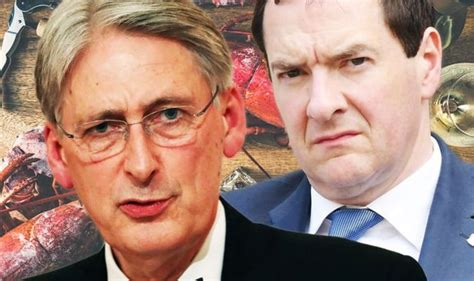 Brexit news: Philip Hammond's Brexit lobster lunch with ...