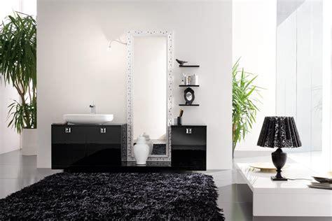 modern bath rug black 50 modern bathrooms