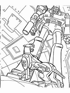 transformers 19 coloring pages coloring book