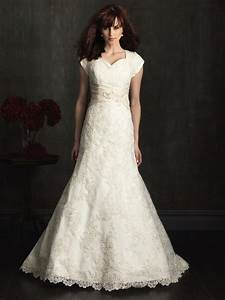 allure modest wedding dresses style m504 m504 With allure wedding dress prices