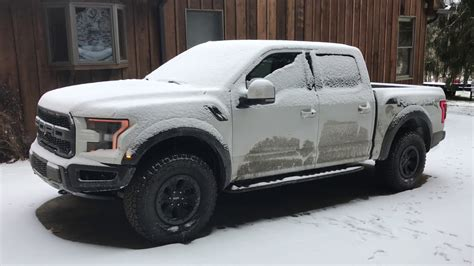 2018 Ford Raptor Thoughts After Towing