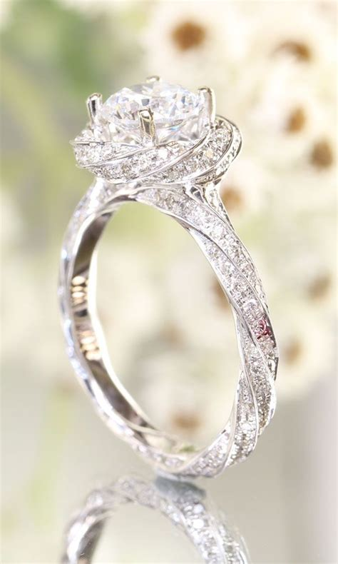 20 stunning wedding engagement rings that will you