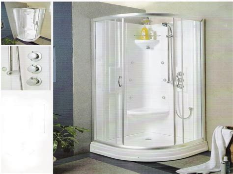 Corner Shower Stall Inserts shower inserts with seat shower stalls for small bathroom