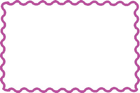 flower clip borders pink clipart best