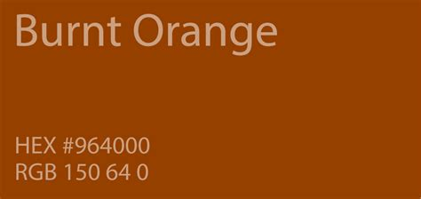burnt orange paint color 24 shades of orange color palette graf1x
