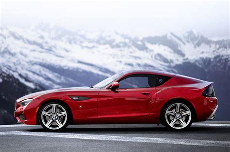 best bmw coupe bmw reveals stunning zagato coupe at villa d este autoblog