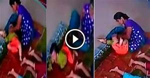 OMG - 10-Month-Old Baby Brutally Beaten Up by Maid in Day ...