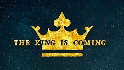 Coming King Series Advent Sermon Bible