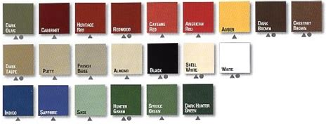rust oleum satin spray paint color chart home painting