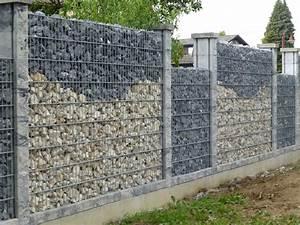 Zaun Mit Steinen Gefüllt Preis : gabionen zaunsystem ~ Whattoseeinmadrid.com Haus und Dekorationen