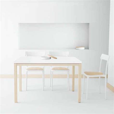 table cuisine rallonge table de cuisine en céramique avec rallonge bois 4