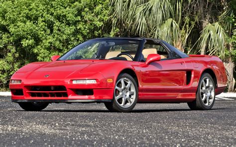 1995 Acura Nsx Wallpaper by 1995 Acura Nsx T Wallpapers And Hd Images Car Pixel