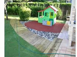 Déco Exterieur Jardin : idee amenagement exterieur pas cher ane decoration jardin ~ Farleysfitness.com Idées de Décoration