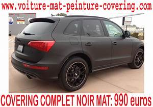 Peinture Noir Mat : peinture mat voiture prix prix peinture pour voiture ~ Carolinahurricanesstore.com Idées de Décoration