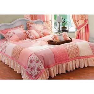 But Lit 2 Personnes : couvre lit 2 personnes patchwork ad le rose acheter ce ~ Teatrodelosmanantiales.com Idées de Décoration