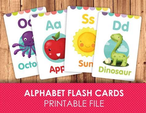 flashcards  kids printable flash cards abc flashcards