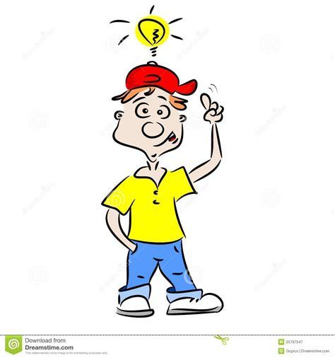 Eine Gute Idee Lizenzfreie Stockfotografie  Bild 25797547