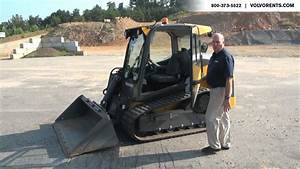 Volvo Mct135c Tracked Skid Steer - Safety Features