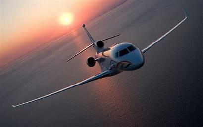 Falcon 7x Dassault 1440 Close