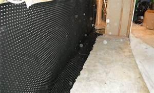Wet Basement Waterproofing