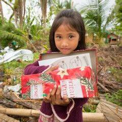 14 Yrs After Receiving Shoebox Gift Filipino Girl Marries