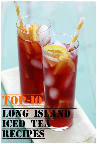 island iced tea recipes top 10 long island iced tea recipes cherries popsicles and sweet