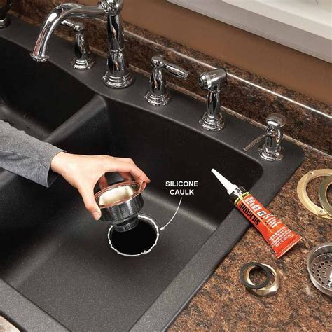 plumbers putty kitchen sink 11 plumbing tricks of the trade for weekend plumbers 4290