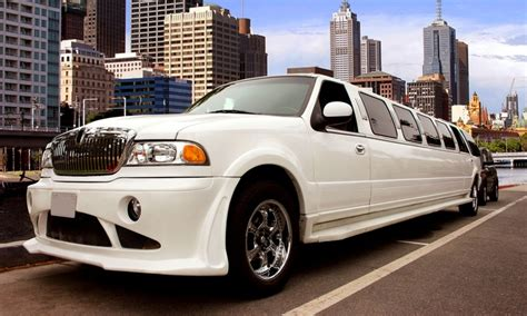 Limousine Deals by Limousine Service Luxe Limo Groupon