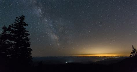 North Americans Can See The Milky Way Anymore Due