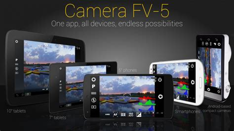 Camera FV-5 Pro APK Download [Latest Android Version 2020 ...