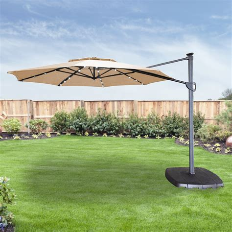 replacement canopy for simply shade 11ft led umbrella